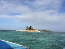 Happy island near Union in the grenadines.