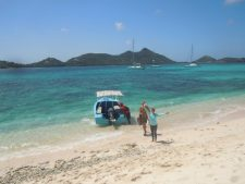 Carriacou isle of reef tour guides.