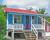 Bayaleau Point Cottages for rent in Windward on Carriacou.