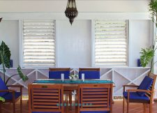 Sparrow Bay – Blue water villa for rent.