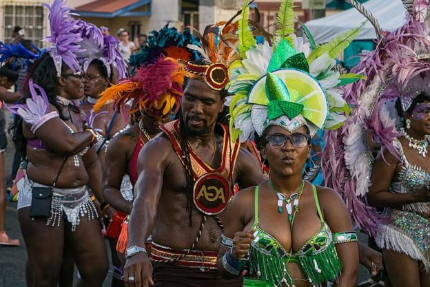 Carriacou carnival 2016 parade