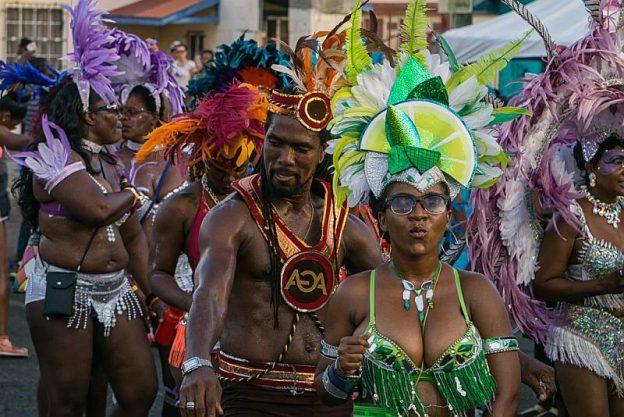 Carriacou carnival 2016 parade