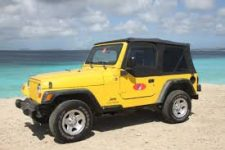 Carriacou car and Jeep rentals.