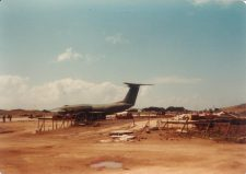 Airport construction on Grenada by the Russians.