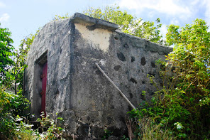 The ammo storage house in Hillsborough on Carriacou.