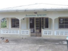 Henrietta's Bakery in Crossroads Carriacou.