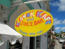 Kayak Kafe & Juice Bar.