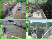 Lendores construction company, L'Esterre.