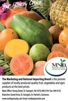 MNIB farmers market and national importing board.