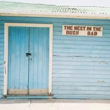 Nest in the bush bar and rum shop in Bogles.