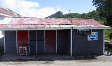 The old rumshop of Carriacou in Tyrell Bay.