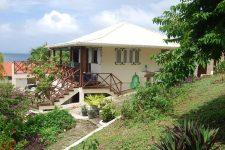 Sparrow Bay – Palm trees villa rental.