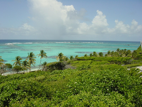 Eastcoast Petite Martinique.
