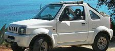 Carriacou car rental and jeeps for hire.