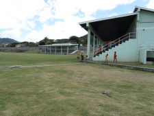 Sport stadium in Lauriston.