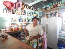 Uncle levi Rum shop.