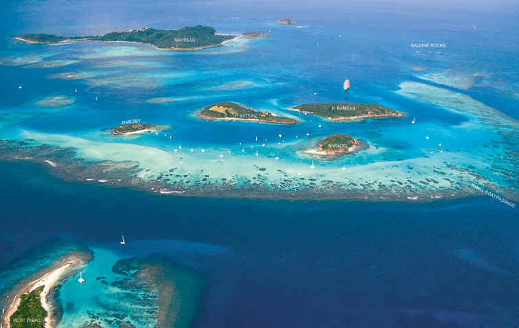 Sailing Guide For The Grenadines Grenada And Carriacou