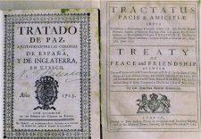 Slave trade treaty of Utrecht.