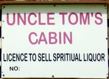 Uncle Tom's rum shop on Carriacou.