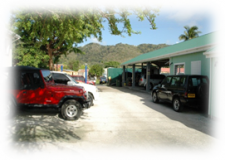 Wayne's Auto Rentals & Car Services Carriacou.