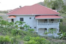 Windmill Villa on Carriacou.