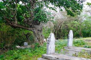 Cemetery in Bogles.