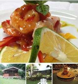 Roundhouse Carriacou restaurant.