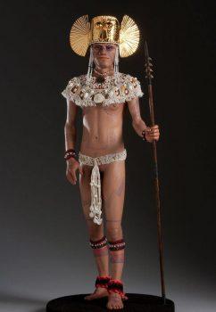 Guacanagari Cacique - major leader on Hispaniola.