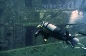 Boris wreck diving at Mabouya Carriacou.