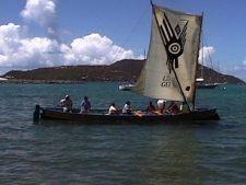 Gli Carib Canoe.