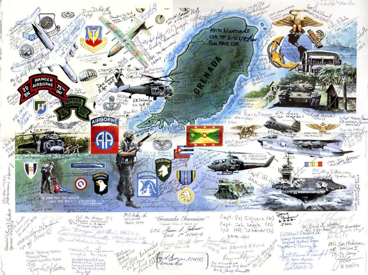 Grenada revolution history of Maurice Bishop