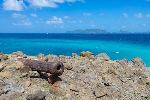 Gun Point Carriacou.