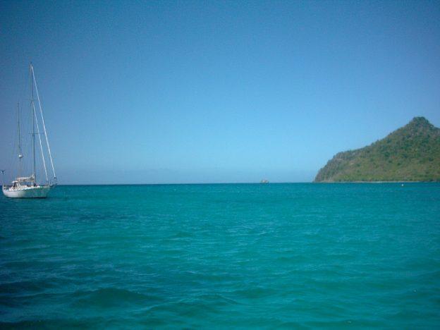View of Mabouya.