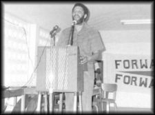 Hunters college speech by Maurice Bishop.