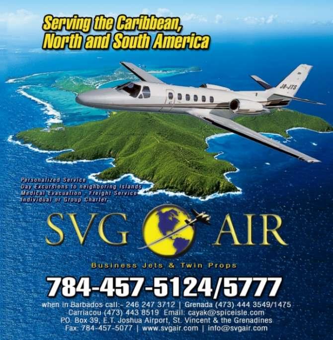 SVG AIR poster.