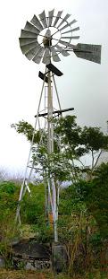 Wind turbine in Craigston.